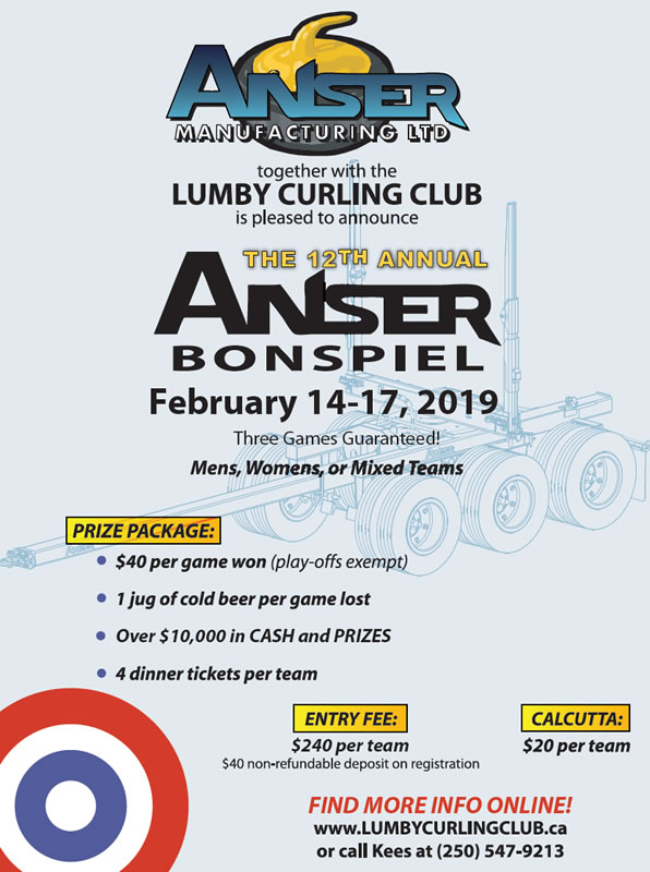 Anser Spiel 2019 - Over $10,000 in cash and prizes